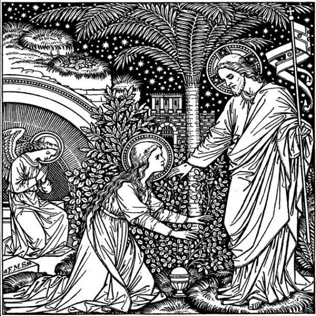 holy week pentecost