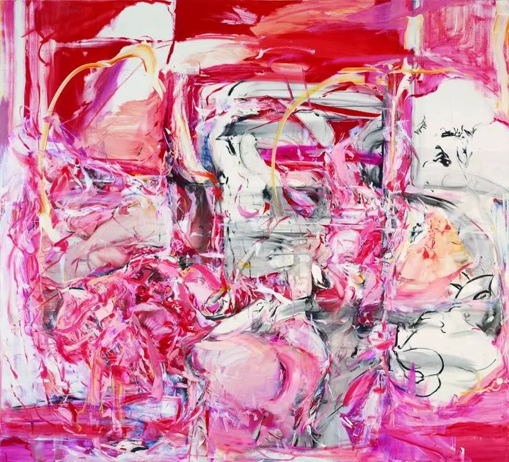 Grand Unified Theory of Female Pain  Cecily Brown, <i>The Girl Who Had Everything,</i> 1998. Oil on linen, 100 x 110 inches.  (© Cecily Brown. Courtesy Gagosian Gallery. Photography by Robert McKeever.)