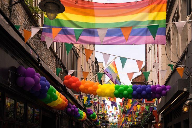 J'ai osé... mon respect pour les LGTB