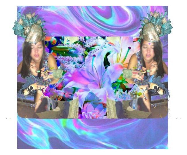 latrol by manuelia on Polyvore featuring arte