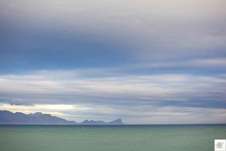 Sally Wellbeloved Photography | Pastel Sea - False Bay, Cape Town