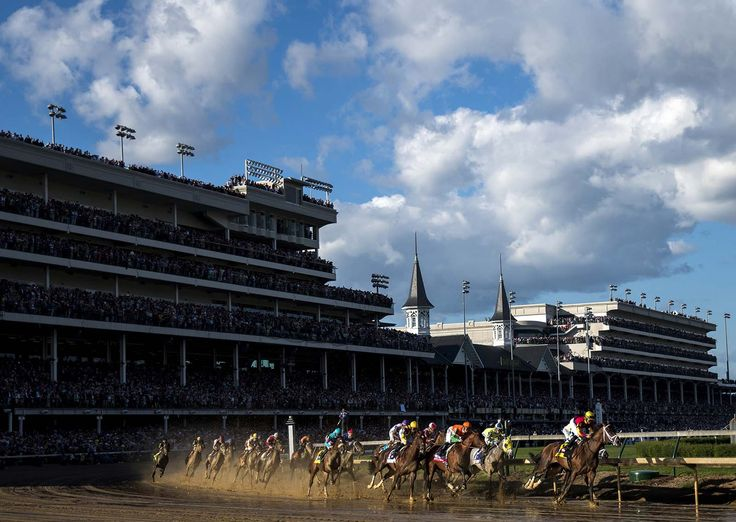 How #Photographer #BillFrakes Used 41 DSLRs to shoot the #KentuckyDerby.   #BehindTheScenes #ESPN #HorseRacing #interview #interviews #remote #sports #horses