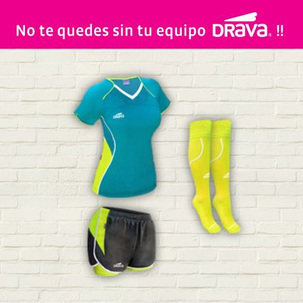 DRAVA CHILE Tenidas go for it! www.drava.cl