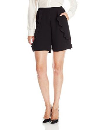 French Connection Women's Aro Crepe Shorts from $28.99 by Amazon BESTSELLERS