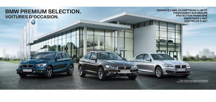 BMW Occasion, achat et vente de voitures d'occasion BMW