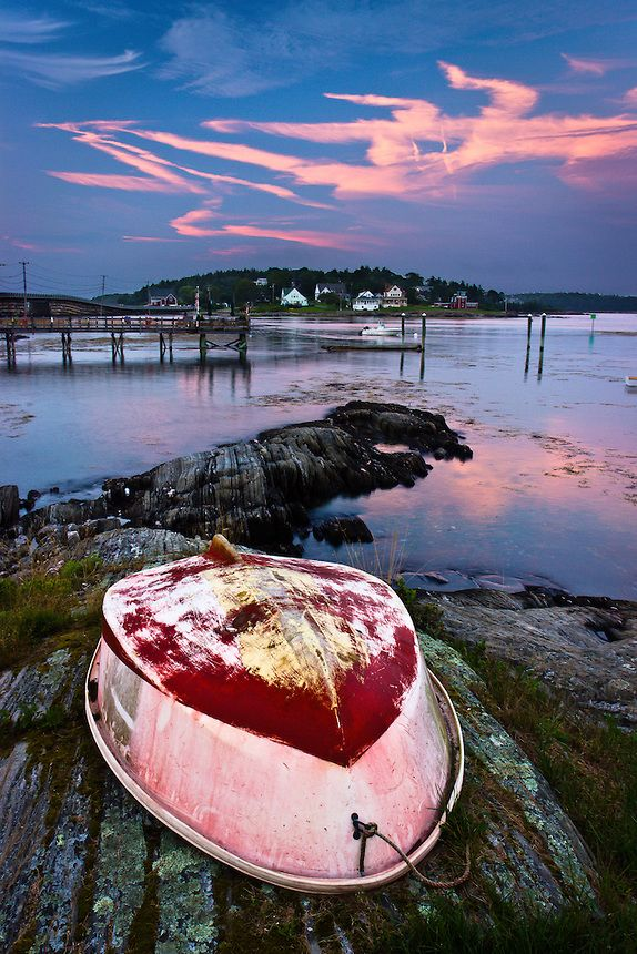 Bailey Island, Harpswell, Maine,. One of my FAVORITE places... lived 15 minutes from here