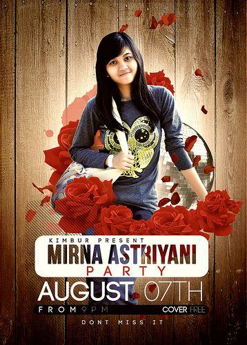 MIRNA ASTRIYANI PARTY 02