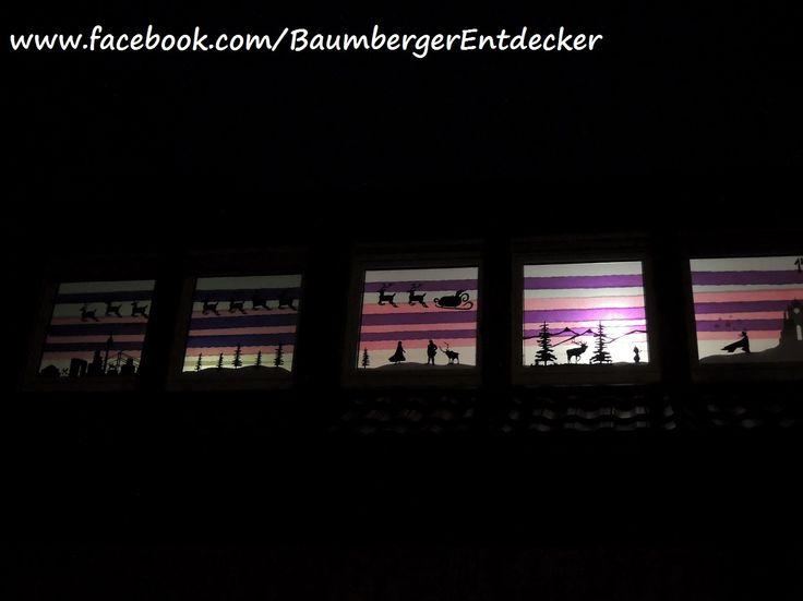 Weihnachtsfenster 2014  <3 Eiskönigin in Düsseldorf <3   https://www.facebook.com/BaumbergerEntdecker