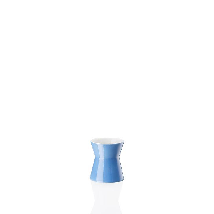 Arzberg TRIC   BLUE Serviettenring / Eierbecher