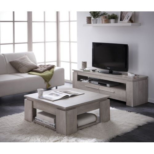 modern design modern design table basse segur banc tv 140cm segur coloris ch ne. Black Bedroom Furniture Sets. Home Design Ideas