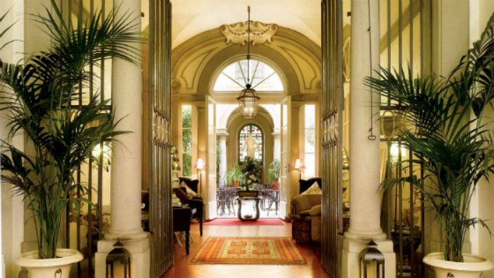 Top 5 Hotels in Rome