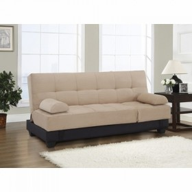 LifeStyle Solutions Harvard Convertible Sofa $409.00 #ZoostoresPIN2WIN