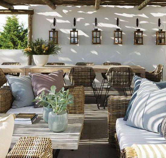 25 beste idee n over mediterrane tuin op pinterest grind tuin en lavendeltuin - Moderne buitentuin ...