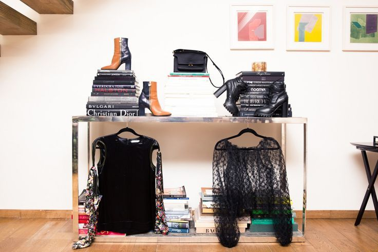 Best Handbags and Purses :    Picture    Description  Vogue Mexico's Editor-In-Chief Has The Most Colorful Home And Closet | Coveteur.com