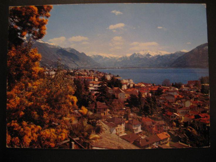 12 x Old Color postcards Switzerland Saas-Fee,Locarno,Lauterbrunnen,Lausanne...