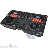 Gemini GMX Drive Dual CDJ MP3 USB MIDI Media Player Controller - CD & Media Players - DJ Equipment - DJ & Sound | Gearooz