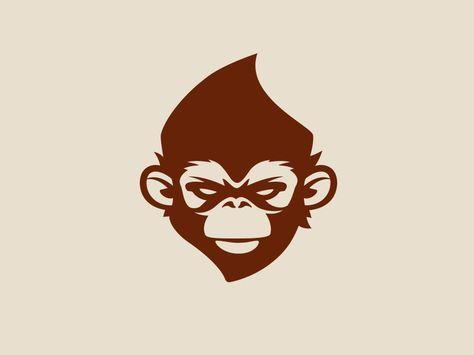 Dribbble - Ape by Christian Schupp Aro