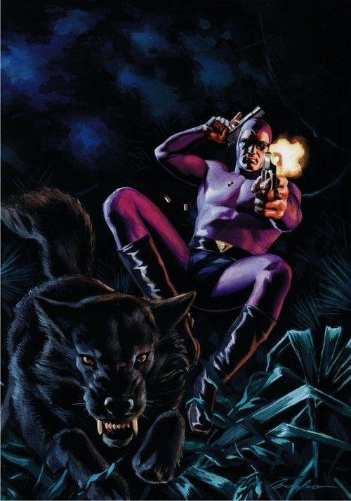 The Phantom by Felipe Massafera