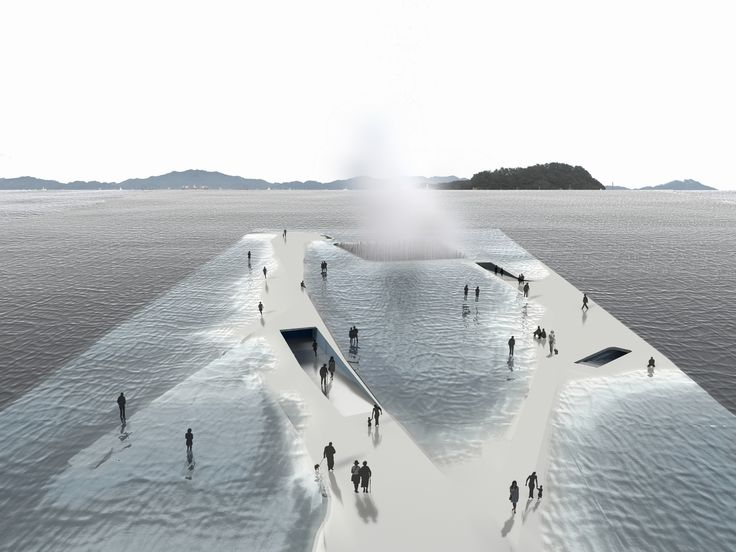 Daniel Valle Architects - Project - YEOSU WATER PAVILION - Image-11