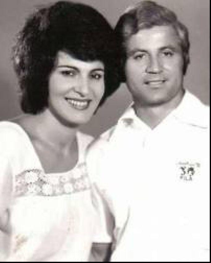 Irina Loghin şi Ion Cernea