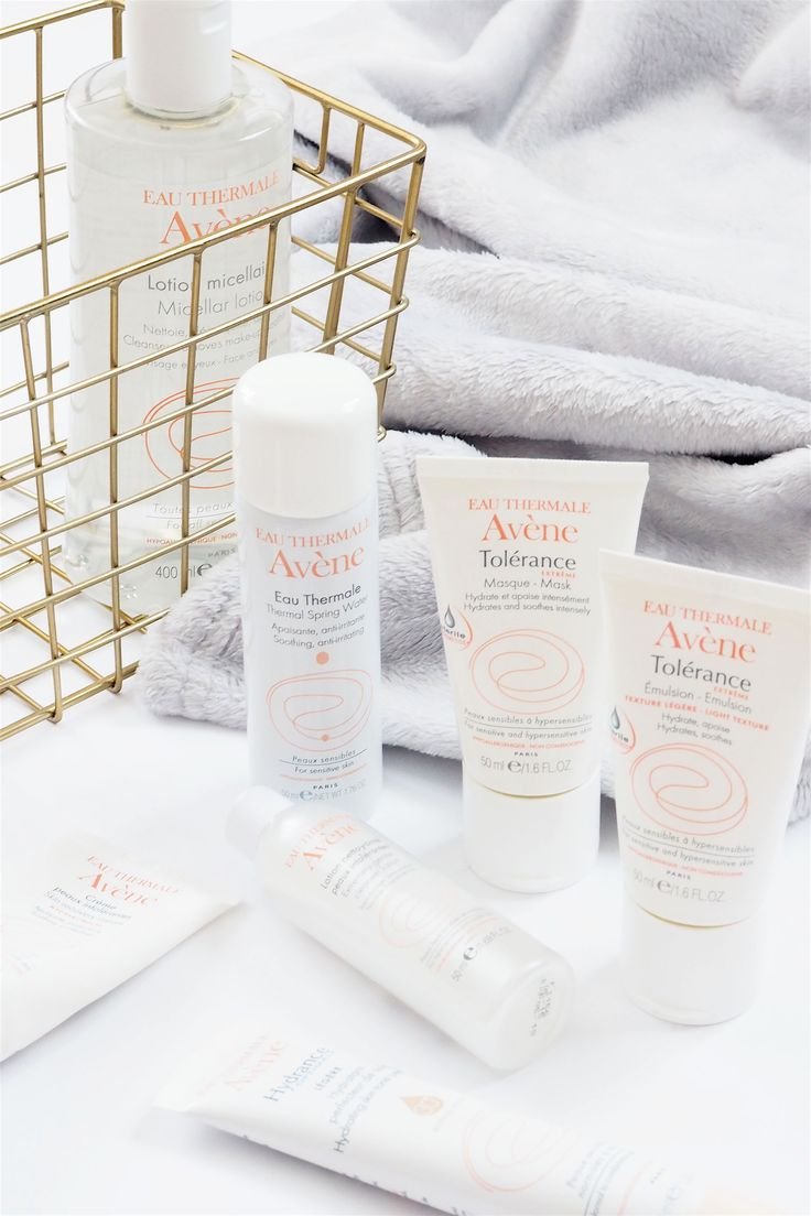Brand Focus - Avéne // Beauty and the Chic