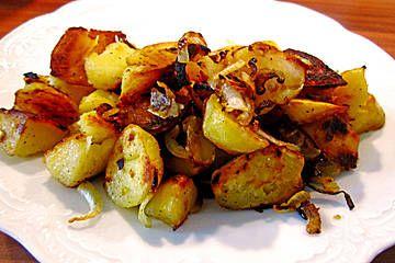 Lausitzer Bratkartoffeln