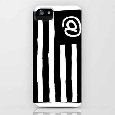 America iPhone  iPod Case by Oyl Miller - $35.00