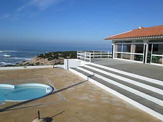 Vivenda+isolada,+com+piscina+privada,+magnífica+vista+sobre+o+mar+++Aluguer de férias em Óbidos da @homeawaypt