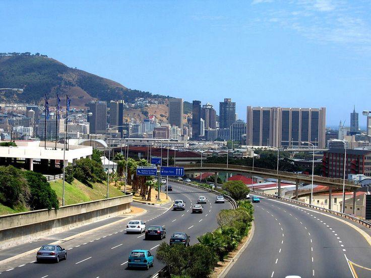 Cape Town, City Centre!