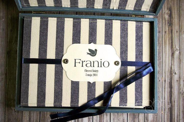albumy handmade: Franio