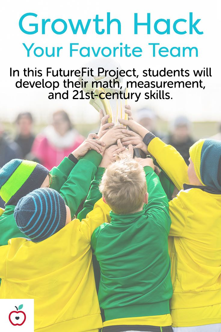 "This FutureFit Project is designed to supplement a standard 12-15 unit lesson for 5th-7th grade Mathematics by offering a unique project that ties together the core academic concepts (displaying data with graphs and charts) with a set of FutureFit social-emotional and 21st Century skills.  Using data collected and analyzed from various sources, students in grades 5, 6, and 7 will develop a promotional plan to ""growth hack"" the attendance, ticket sales, and revenue for their favorite sports…"