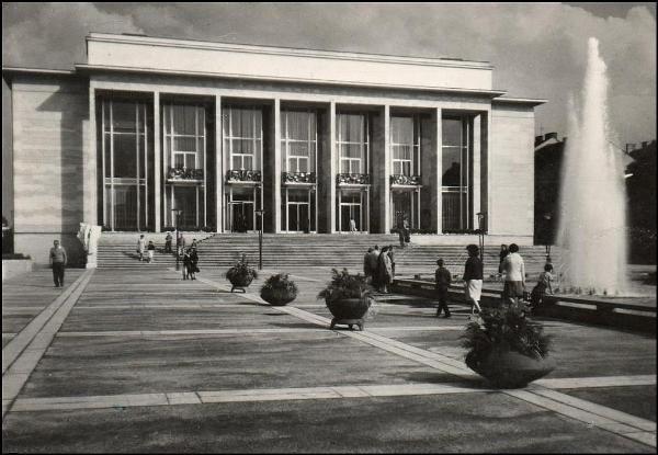 Brno - Janáčkovo divadlo (1966)