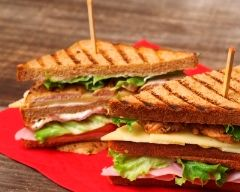 Club sandwich  facile
