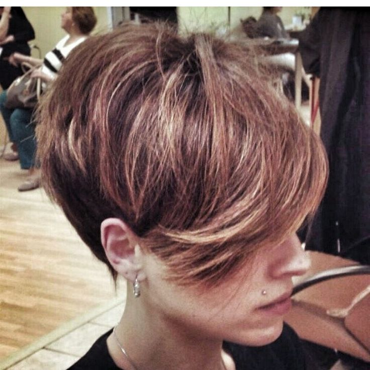 cuts for hair styles 60 awesome pixie haircut for thick hair 61 highlights 4197