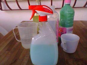 Vita Frugale: Spray Antimacchia fatto in casa