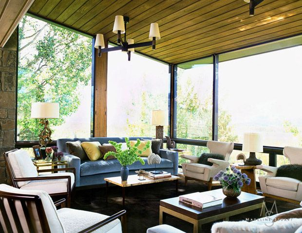 Modern Sunroom Decorating Ideas