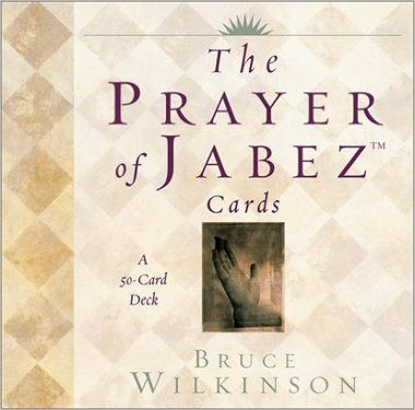 Experience God's miraculous power and blessing by following the model of Jabez, one of the Bible's most overlooked heroes of the faith, in this extraordinary teaching from Dr. Bruce Wilkinson. Each card in this inspirational deck will enable you to keep the Prayer of Jabez close to your heart at all times for reflection and encouragement. As your spirituality expands and deepens, get ready to start seeing miracles happen on a daily basis.