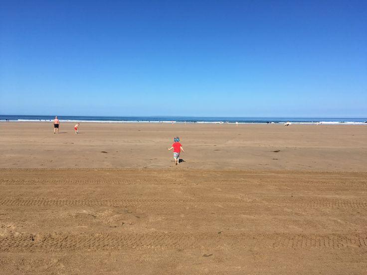 Woolacombe beach