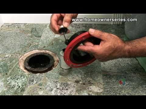 How To Fix A Toilet Cement Sub Flooring Watch Segment 0 35 0 57 Toilet Flanges Broken Toilet