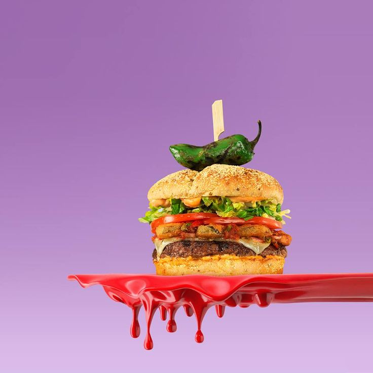 The Burnin' Love Burger. Try one at your own risk http://anncoupons.com/restaurantscoupons/item/red-robin-coupons