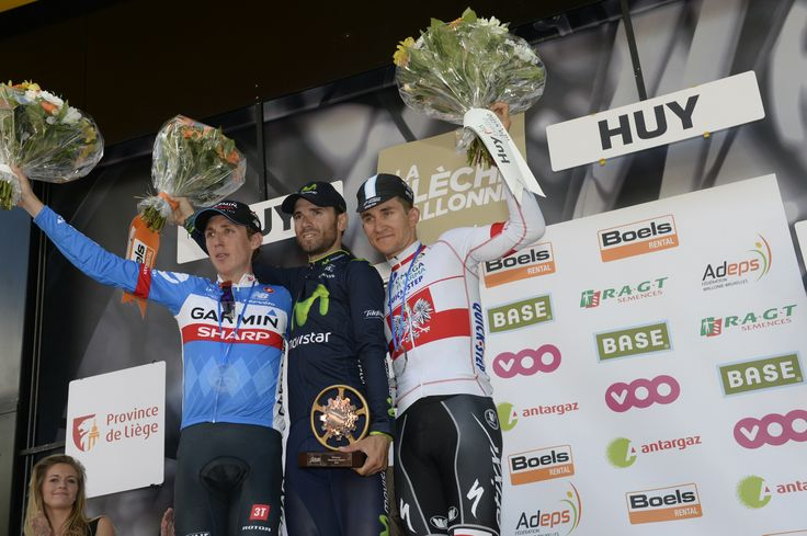 Liege calling for Martin | La Flèche Wallonne 2014 – five observations | Daniel Martin (left) had to be content with second place at La Fleche Wallonne but looks to have hit form in time to defend his Liege-Bastogne-Liege title on Sunday. pic: ©Sirotti
