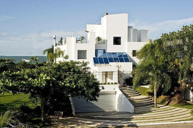 Oceanfront-Jurere Internacional Beach-Florianopolis-Brazil-Mansion 5 Suites (MD1725000) -  #Villa for Sale in Florianopolis, Santa Catarina, Brazil - #Florianopolis, #SantaCatarina, #Brazil. More Properties on www.mondinion.com.
