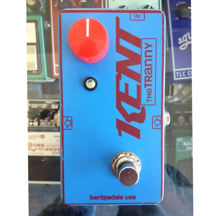 Kent - The Tranny Boost/OD V1 Pedal (Pre-Owned)