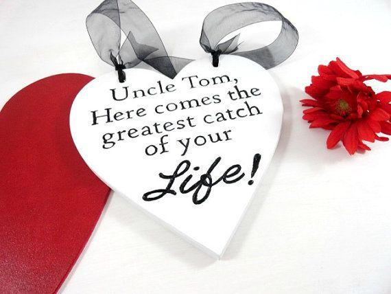 Rustic Wedding Signs Ring Bearer Flower Girl