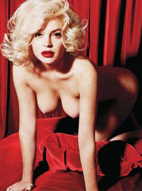 Vidos Porno de Lindsay Lohan Sex Tape Pornhubcom