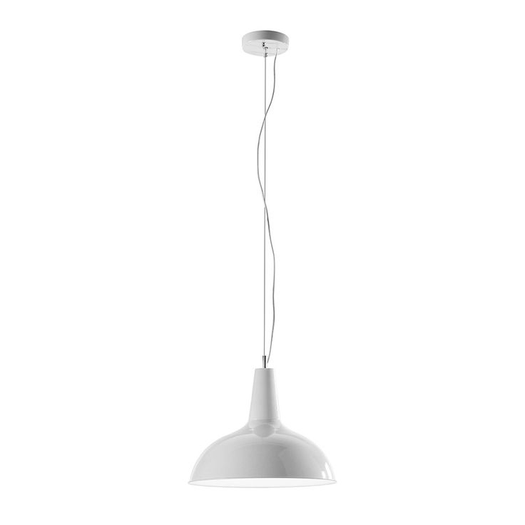 EEK A++, Pendelleuchte Darla by Julià - Metall - 1-flammig - tageslichtlampe für badezimmer