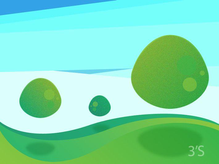 Behance :: Adobe Illustrator techniques by Viwe Mfaku