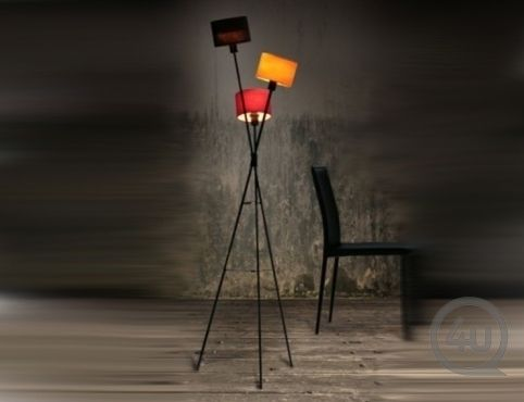 Vloerlamp Vita - Vloerlampen - Verlichting
