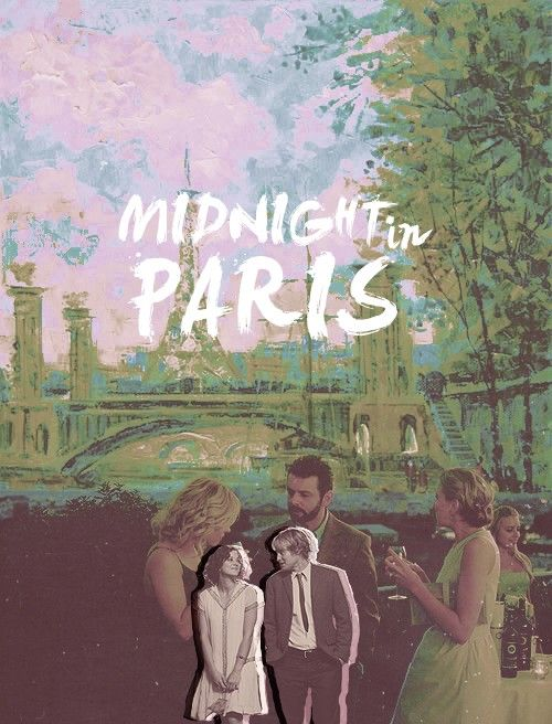 "One of my favourite movies in 2011 ""Midnight in Paris"" <3"