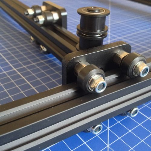 500x500mm Core X Y For A V Slot Laser Cutter And Also For